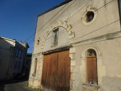 Bâtiment à restaurer, 250 m² - Fumel (47500)