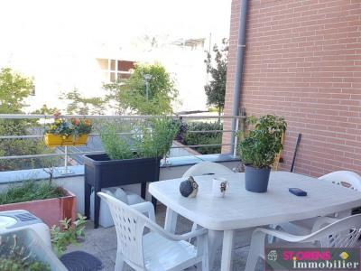 Vente appartement Toulouse Pouvourville