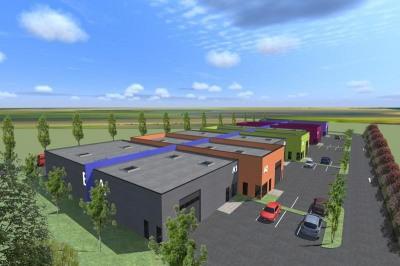 Location Local d'activités / Entrepôt Gien