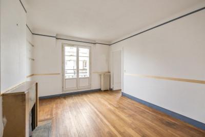 T2 dernier étage Paris 20