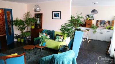 Vente - Appartement 5 pièces - 98 m2 - Villeurbanne - Séjour/salle à manger - Photo