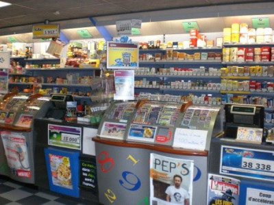 Fonds de commerce Tabac - Presse - Loto Annecy