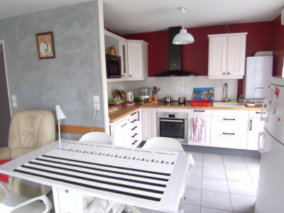 Appartement 3 pièces Saint-Méloir-des-Ondes