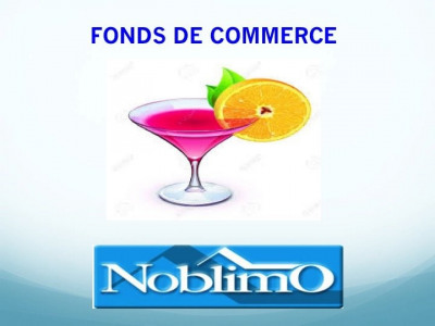 Fonds de commerce bar
