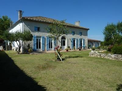 Vente de prestige maison / villa Fals 349000€ - Photo 1