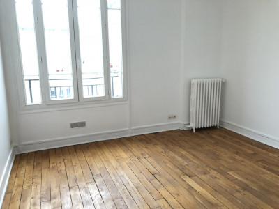 Appartement 2 pièces dernier étage