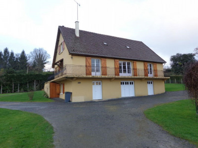 5 min nord de Lisieux