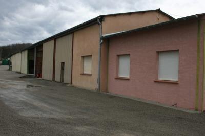 Location Local d'activités / Entrepôt Le Fossat
