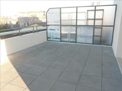 T3 de 60.81 m² avec terrasse de 35.71 m²