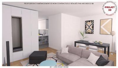 Appartement Lyon 4 pièce (s) 65 m² avec parking pri