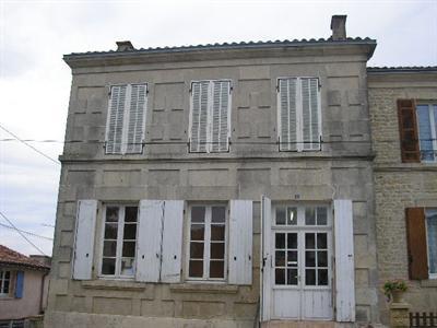 Sale house / villa Aulnay 48600€ - Picture 1