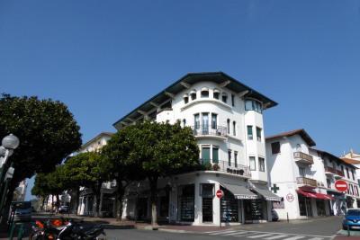 Saint jean de luz centre - appartement 3 pièces