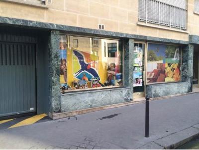 Vente Local commercial Paris 13ème