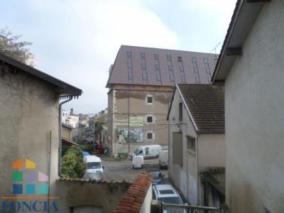 Appartement en duplex à Bourg en Bresse