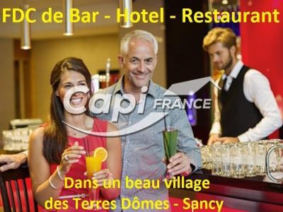 Fonds de commerce Café - Hôtel - Restaurant Clermont-Ferrand 4