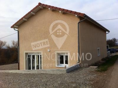 Villa de 129.73 m² Montseveroux (38)