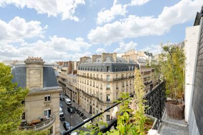 Paris VIIIe - Monceau/Fénelon