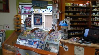 Fonds de commerce Tabac - Presse - Loto Billy-Montigny