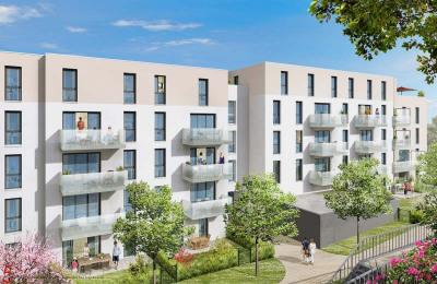 Appartement neuf T1 bis
