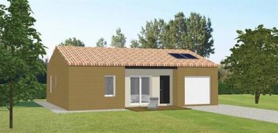 Maison  3 pièces + Terrain La Crèche par DELRIEU CONSTRUCTION