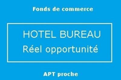 Fonds de commerce Café - Hôtel - Restaurant Apt