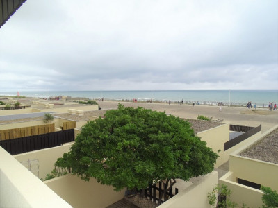 Duplex, vue directe sur océan