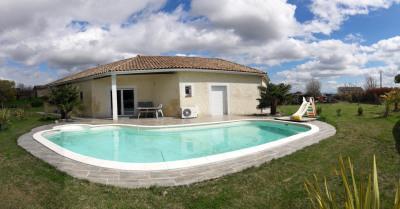 Maison T5 avec piscine et garage - 27 km de Toulouse