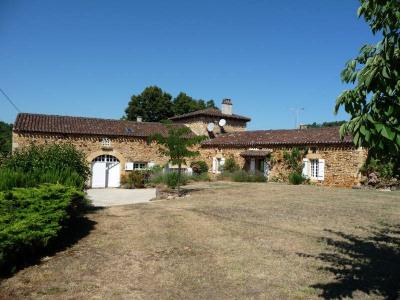 Farm building 7 rooms Sauveterre la Lémance