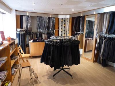 Fonds de commerce Prêt-à-porter-Textile Évry
