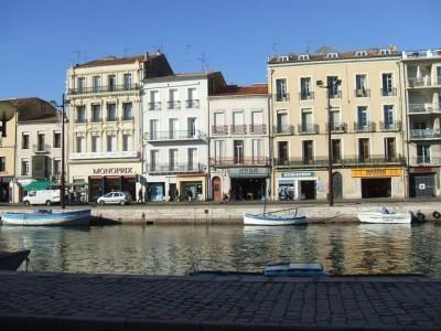 Location Boutique Sète 0