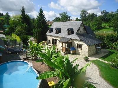 Sale house / villa Cambremer 279000€ - Picture 1