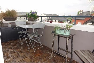 'gondoles sud: 3 pièces avec terrasse'
