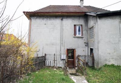 Maison village avec terrain