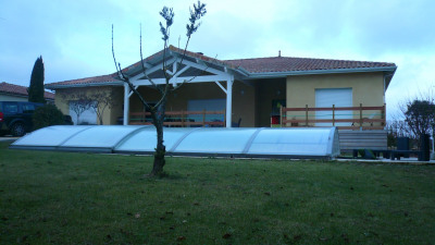 Villa de plain-pied 160 m² Samatan