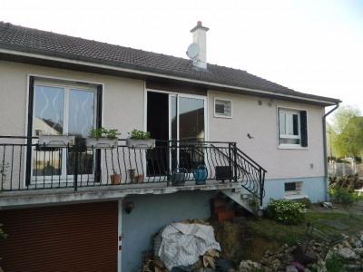 Maison plain pied sur sous-sol 4 pièces 85 m²