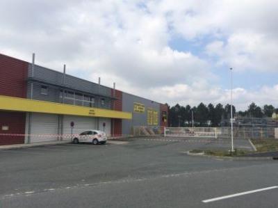 Vente Local d'activités / Entrepôt Le Barp 0