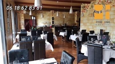 Fonds de commerce Café - Hôtel - Restaurant Fontenay-le-Comte
