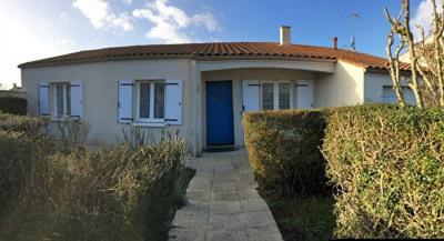 Maison Pain Pied Royan 104 m²