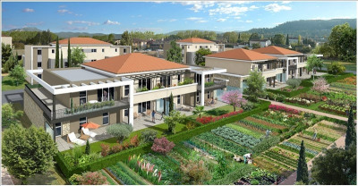 vente Appartement Le puy ste reparade