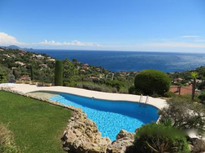 Villa très belle vue mer piscine
