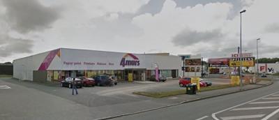 Location Boutique Brest