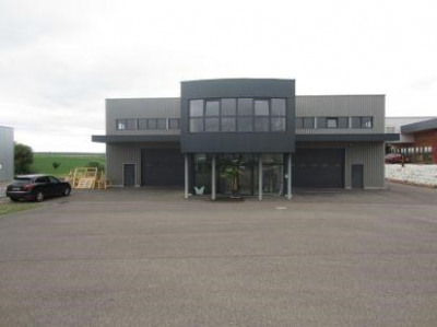 Location Local d'activités / Entrepôt Wiwersheim