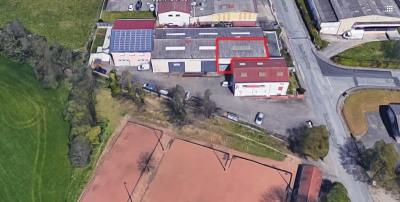 Local d'activité + parking