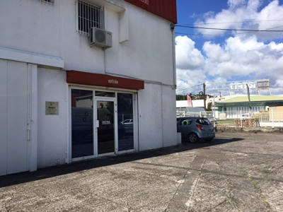 Location Local commercial Le Lamentin