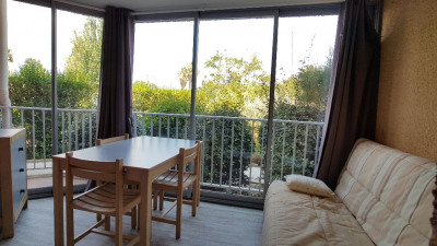 Appartement 21 m² + parking