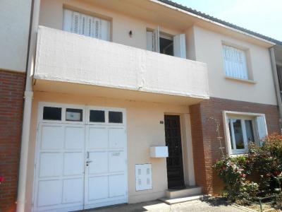 Maison Colomiers T4 75 m²