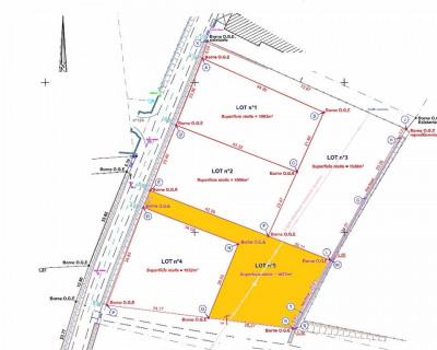 Terrain Labatut 1057 m²