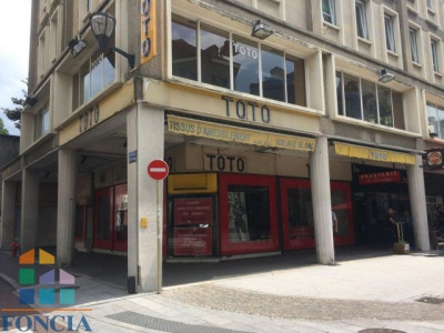 Location Local commercial Mulhouse