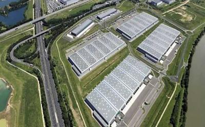 Location Local d'activités / Entrepôt Longueil-Sainte-Marie