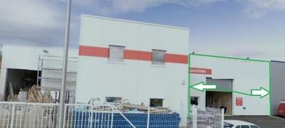 Location Local d'activités / Entrepôt La Roche-Blanche